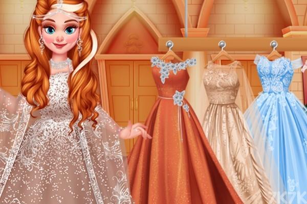 《女王的典礼》游戏画面3