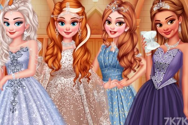 《女王的典礼》游戏画面1