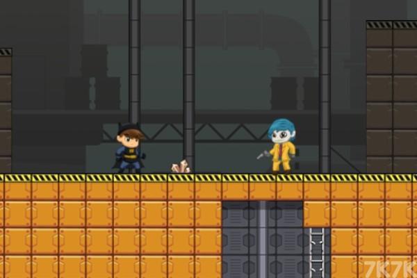 《超级男孩》游戏画面3