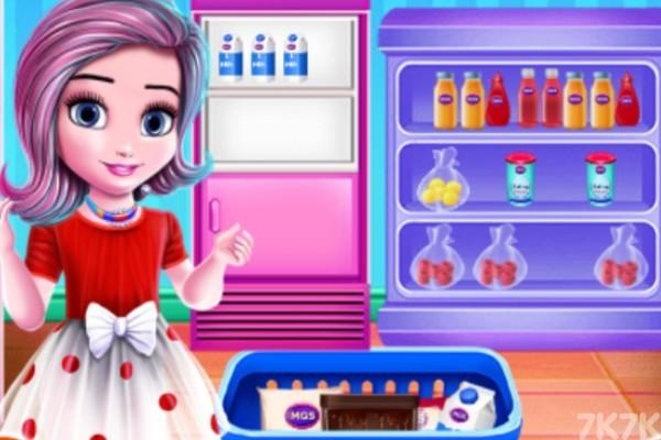 《少女的蛋糕店》游戏画面2