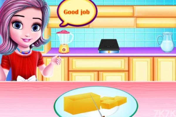 《少女的蛋糕店》游戏画面3