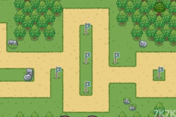 《守护鲁尼塔》游戏画面4