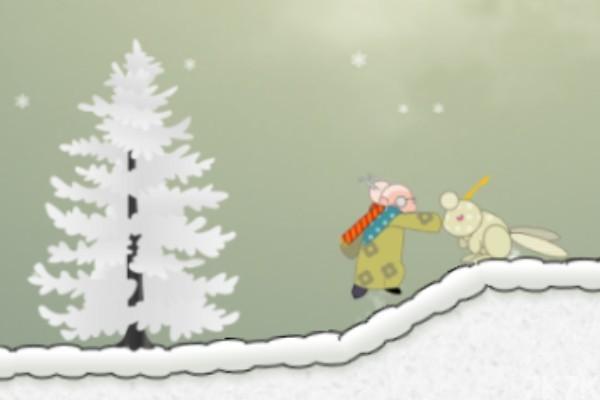 《绣针奶奶大冒险》游戏画面1