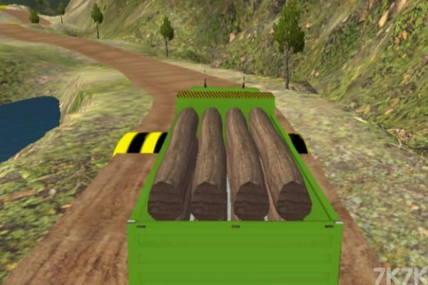 《模拟大卡车》游戏画面2
