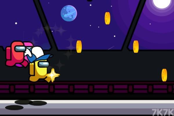 《太空跑酷》游戏画面2