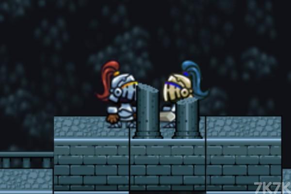 《骑士的宝藏》游戏画面2