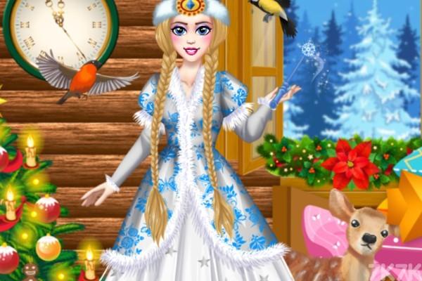 《冰雪公主梦》游戏画面1