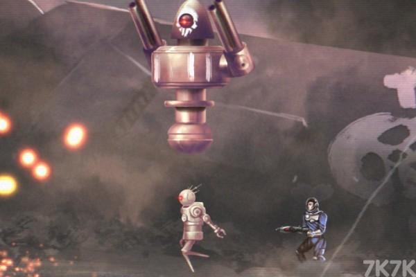 《未来枪战》游戏画面3