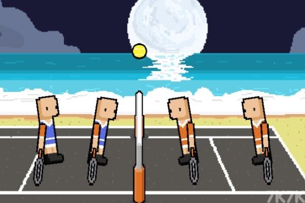 《网球大满贯》游戏画面2