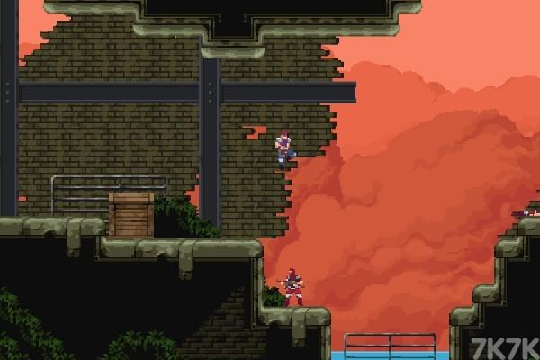 《武装行动》游戏画面2