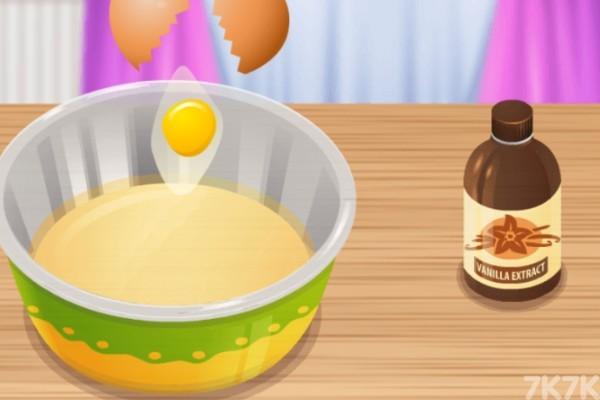 《奶油华夫饼》游戏画面2
