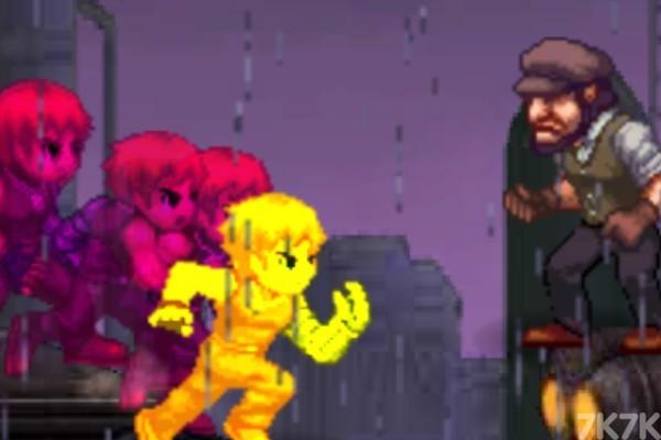 《复仇之臂审判》游戏画面6