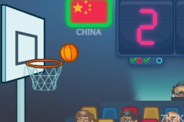 《篮球冠军赛》游戏画面3