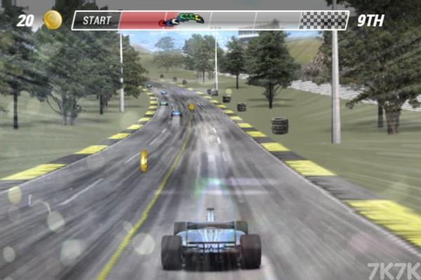 《方程式竞速》游戏画面2
