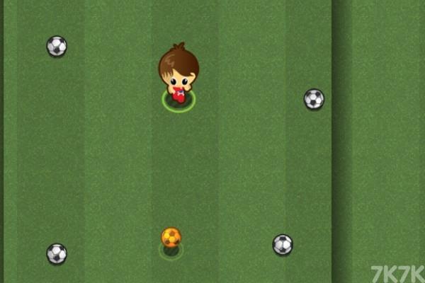 《超级足球小子》游戏画面1