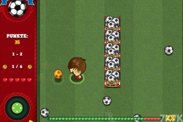 《超级足球小子》游戏画面3