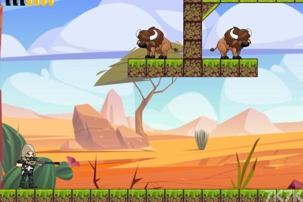 《森林猎人亨利》游戏画面4