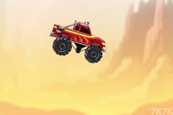 《疯狂怪物大脚车》游戏画面4