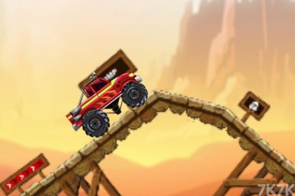 《疯狂怪物大脚车》游戏画面2