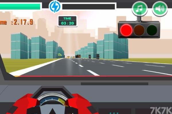 《赛车追逐战》游戏画面4