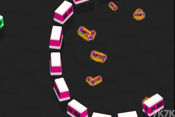 《摇摆的火车》游戏画面1