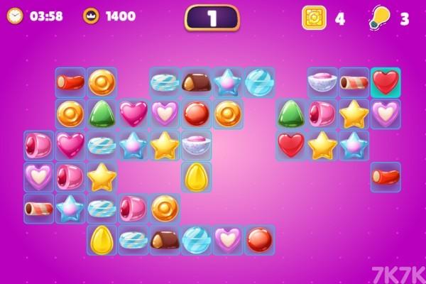 《蜜糖连连看》游戏画面4
