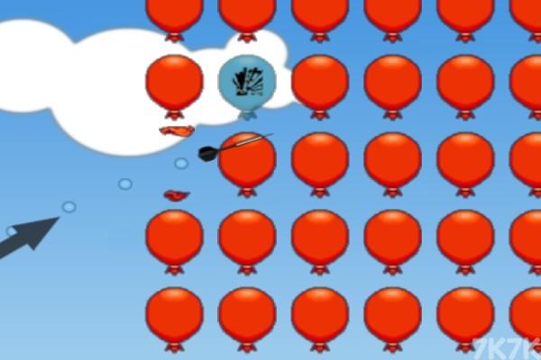 《忍者镖气球》游戏画面4
