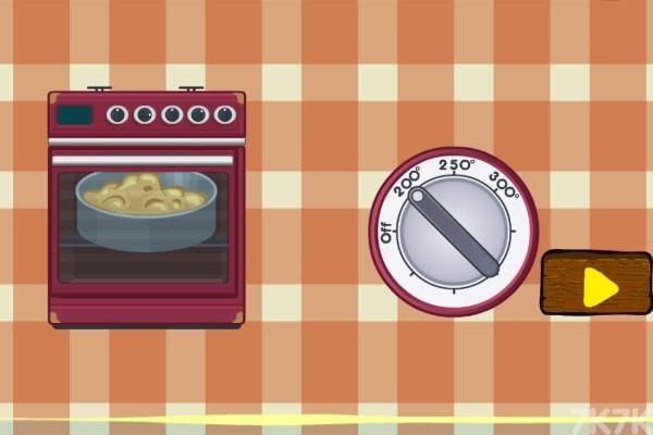 《烘焙的乐趣》游戏画面4