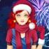 莉莉的冬季装